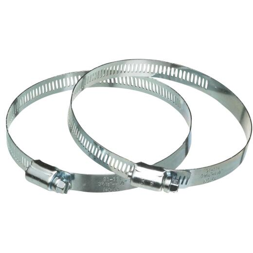 Dundas Jafine 3 In. Metal Duct Clamp