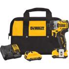 DeWalt XTREME 12V MAX Lithium-Ion 1/4 In. Brushless Cordless Screwdriver Kit Image 1