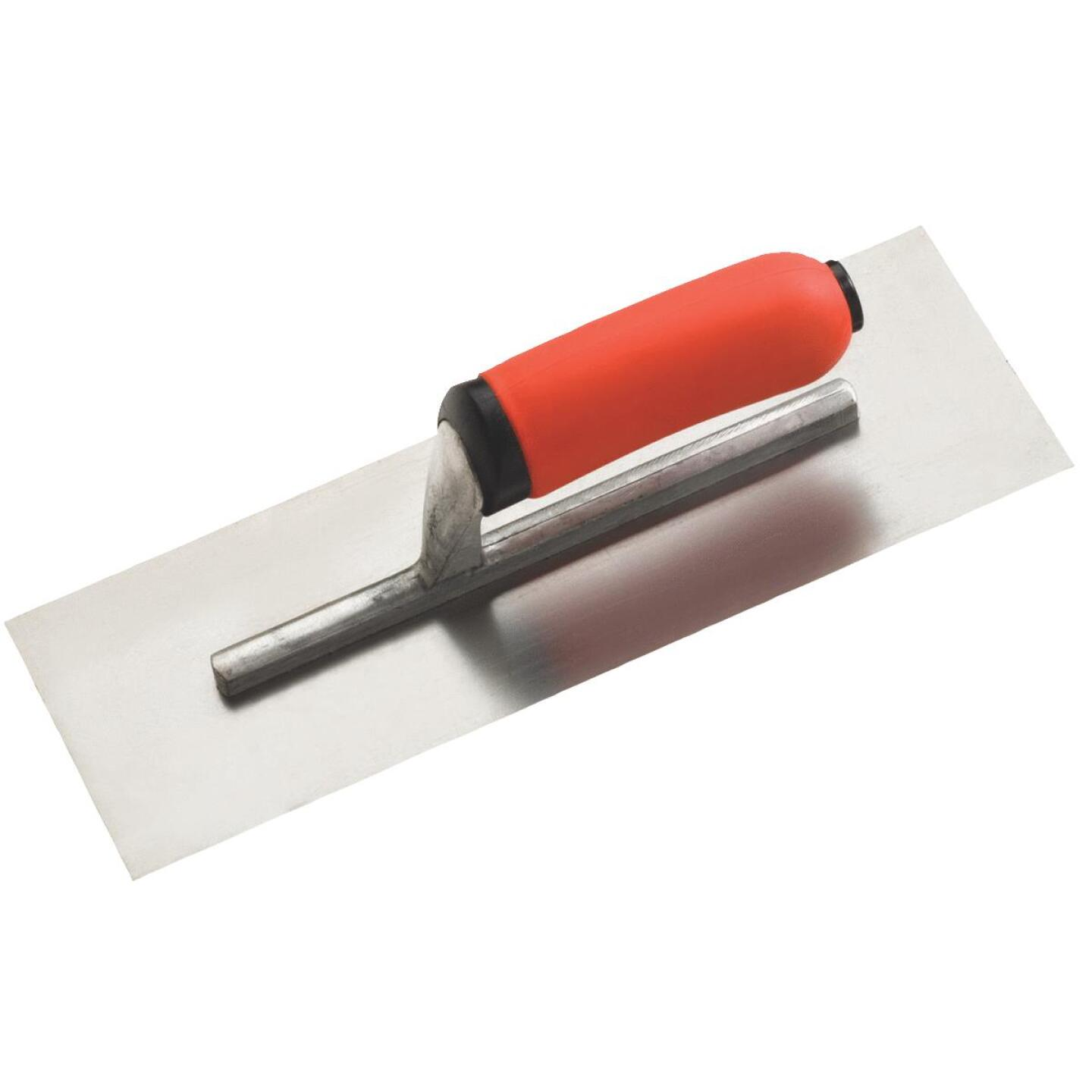Do it Best 4 In. x 12 In. Finishing Trowel with Ergo Handle Image 1