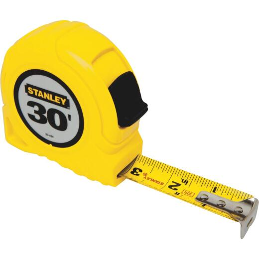 Stanley 30 Ft. Tape Measure