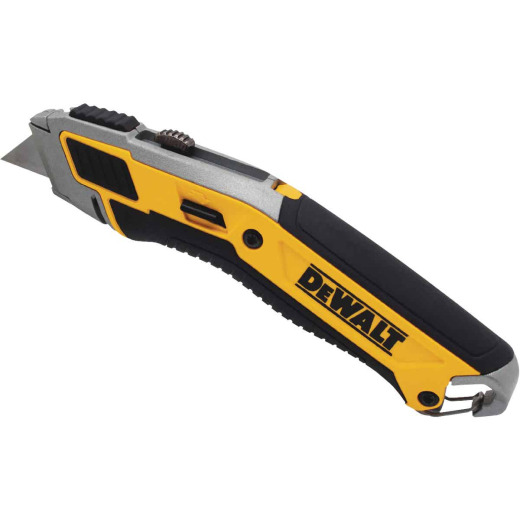 DeWalt Premium Retractable Straight Utility Knife