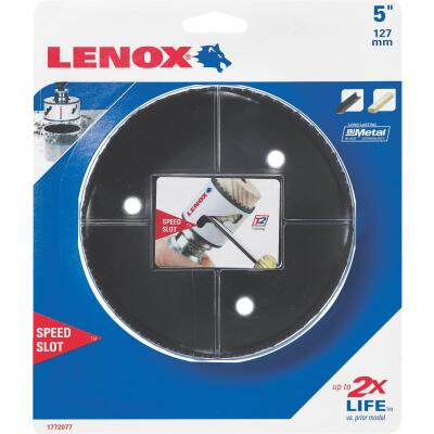Lenox Speed Slot 5 In. Bi-Metal Hole Saw