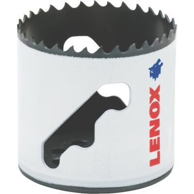 Lenox Speed Slot 2-1/8 In. Bi-Metal Hole Saw
