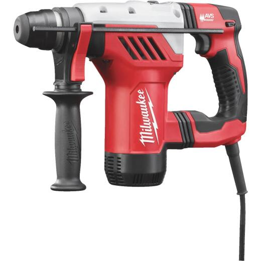 Milwaukee 1-1/8 In. SDS-Plus Keyless 8.0-Amp Electric Hammer Drill