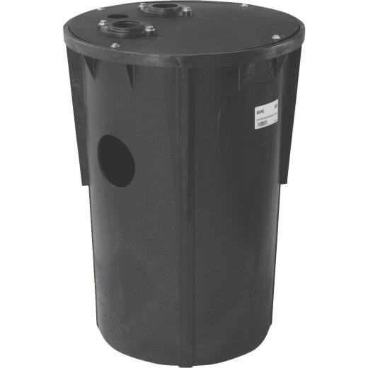ADS 18 In. x 30 In. Thermoplastic Sewage Pump Basin (without Cover)