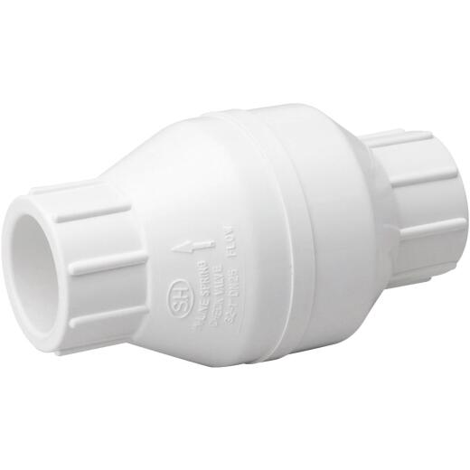 ProLine 2 In. PVC Schedule 40 Solvent Check Valve