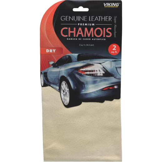 Viking 2 Sq. Ft. Leather Premium Chamois