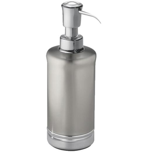 InterDesign Franklin 8 Oz. Chrome Soap Dispenser