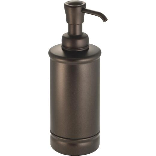 InterDesign Franklin 8 Oz. Bronze Soap Dispenser