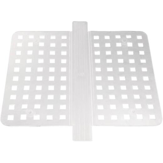 InterDesign Sinkworks Clear Sink Divider Mat