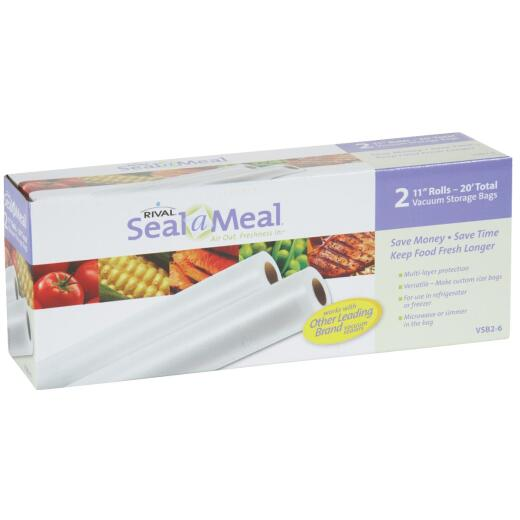 Vacuum Food Sealers & Supplies