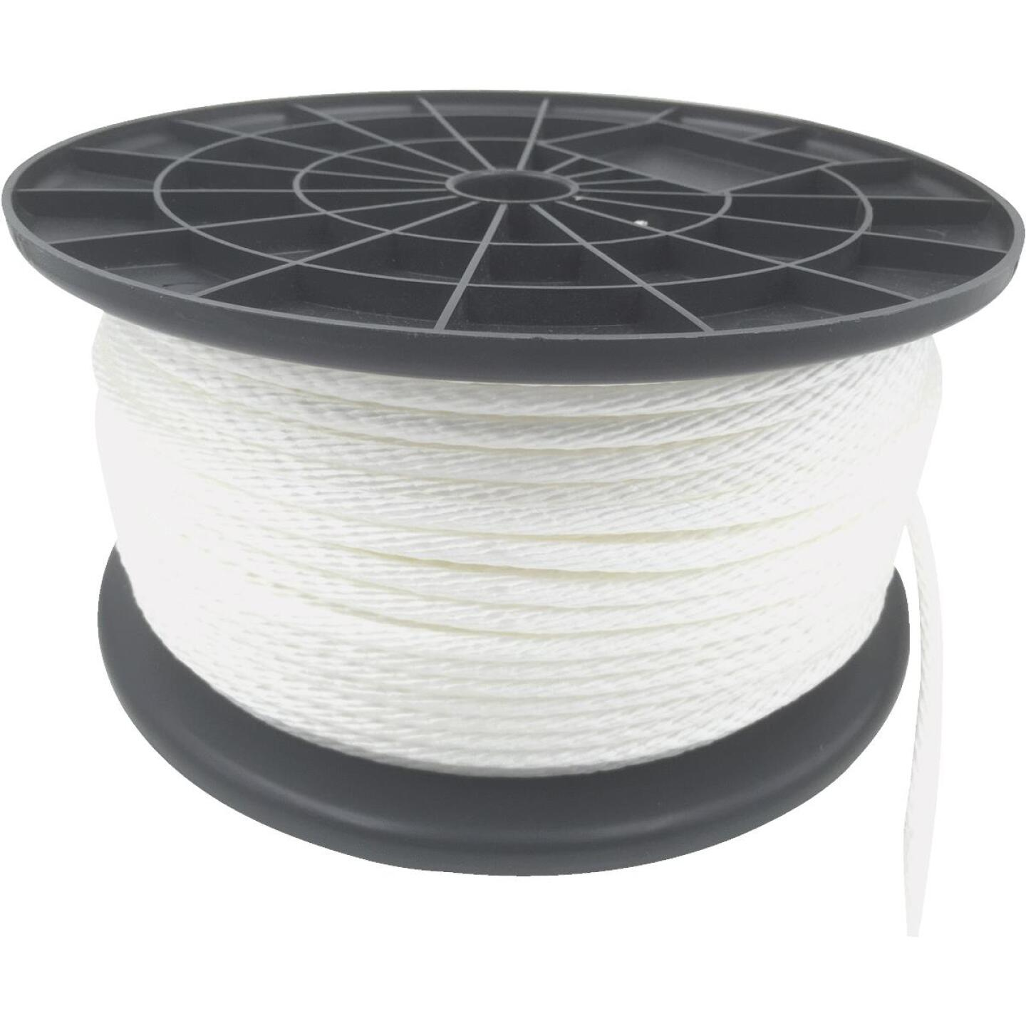 Do it 5/16 In. x 350 Ft. White Braided Nylon Rope Image 1