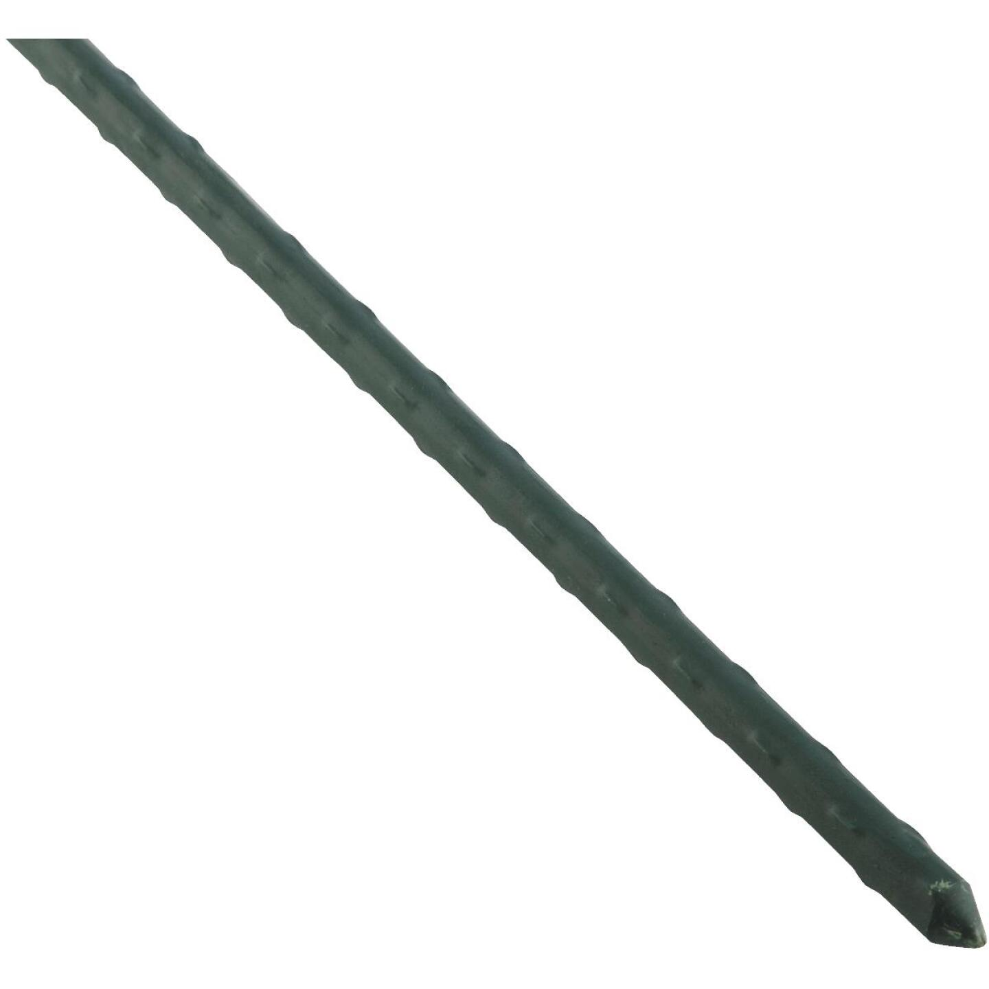 Best Garden 4 Ft. Green Steel Plant Stake Image 1