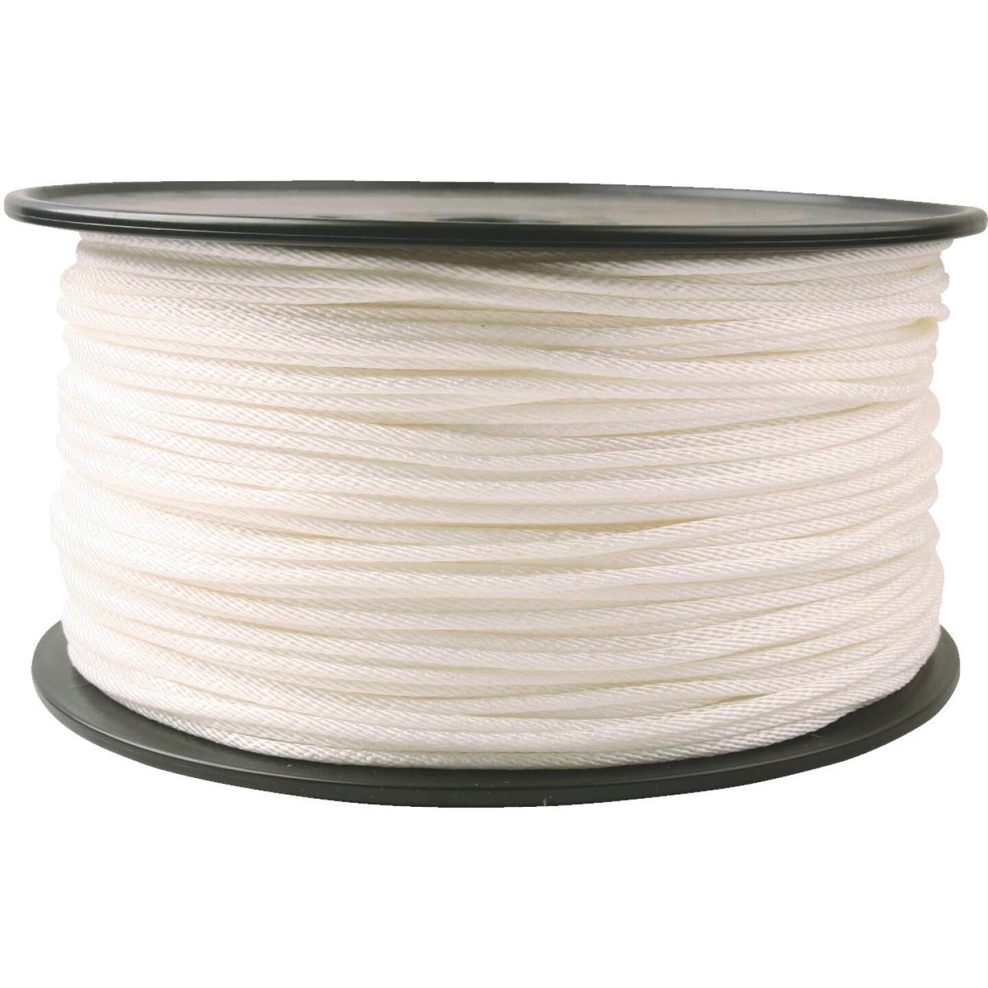 Do it 5/32 In. x 1000 Ft. White Braided Nylon Rope Image 1