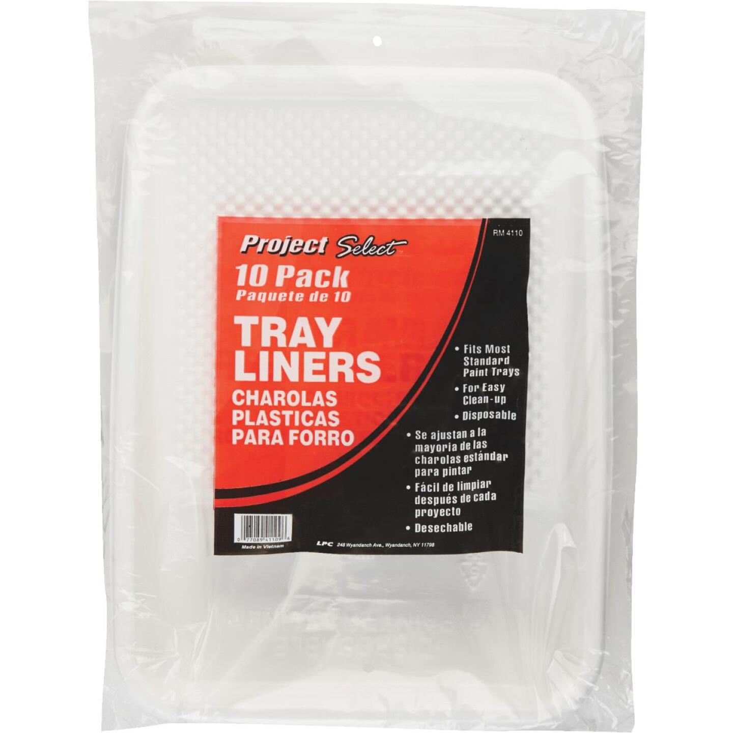 1 Quart Plastic Paint Tray Liner (10-Count) Image 2