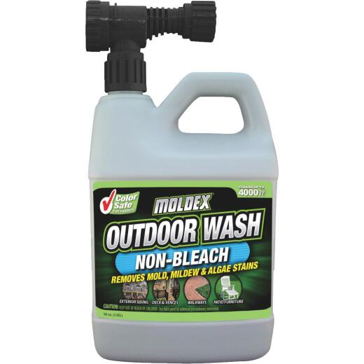 Moldex 64 Oz. Hose End Concentrate Outdoor Wash Mold Stain Remover
