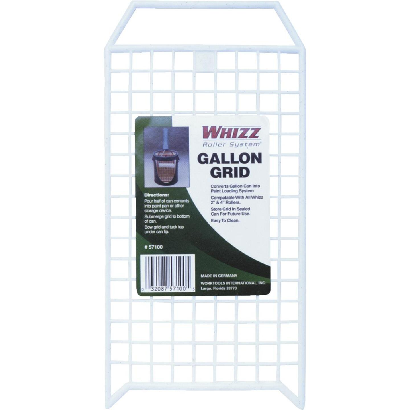 Whizz Roller System Gallon Poly Paint Roller Grid Image 1