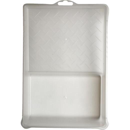Whizz 8 In. x 12 In. Clear Solvent-Resistant Paint Tray