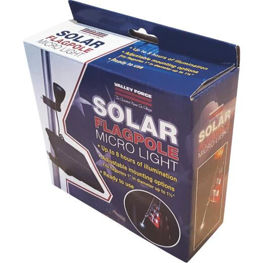 Valley Forge Freedom LED Solar 8 Hr. Run Time Flag Light